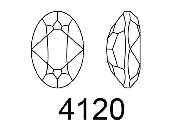 GEMME OVALI - 4120