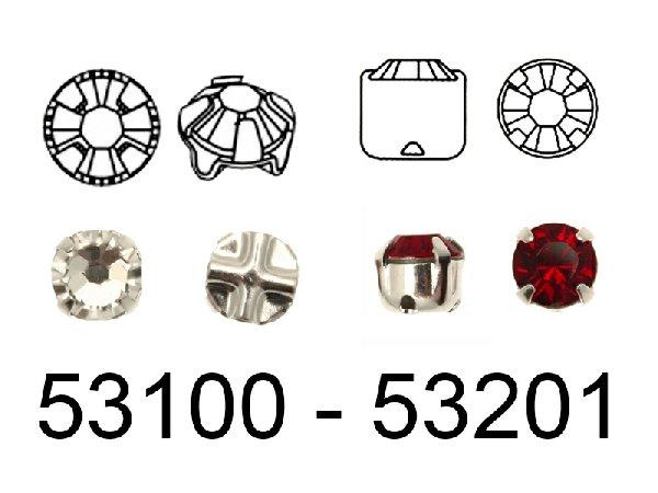 STRASS DA CUCITO - 53100 - 53201