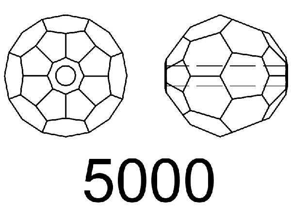 TONDO SFACCETTATO - 5000