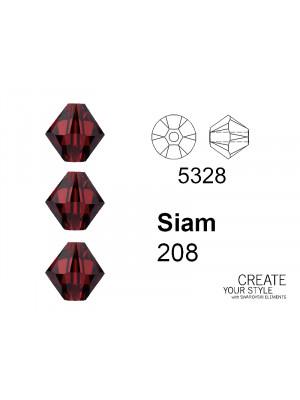 Swarovski Bicono SIAM - 5328