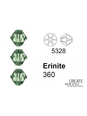 Swarovski Bicono ERINITE - 5328