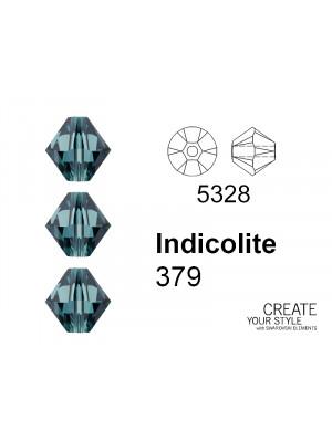 Swarovski Bicono INDICOLITE - 5328
