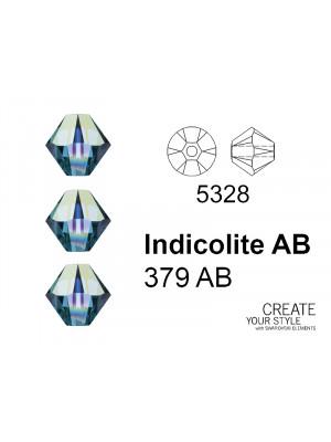 Swarovski Bicono INDICOLITE AB - 5328