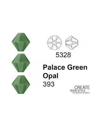 Swarovski Bicono PALACE GREEN OPAL - 5328