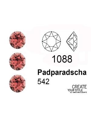Swarovski Gemma Tonda Conica PADPARASCHA - 1088