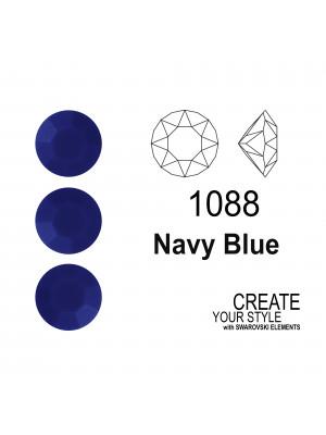 Swarovski Gemma Tonda Conica NAVY BLUE - 1088