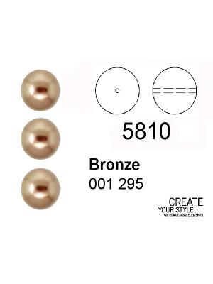 Swarovski Perla BRONZE - 5810