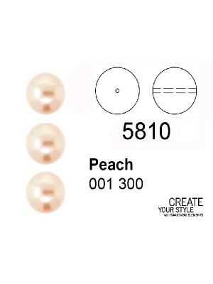 Swarovski Perla PEACH - 5810