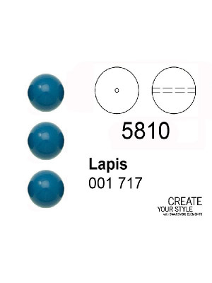 Swarovski Perla LAPIS - 5810
