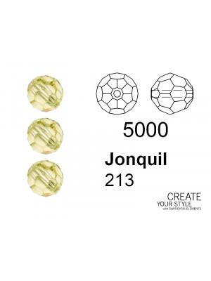 Swarovski Tondo Sfaccettato JONQUIL - 5000