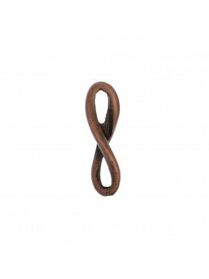 """Accessorio a forma di """"8"""", piccolo, 6x18 mm."""