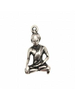 Ciondolo a forma di Buddha 11x17 mm.