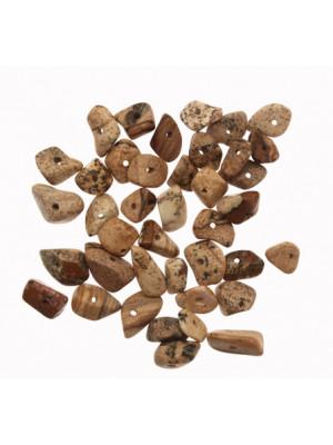 Chips in pietra dura, Legno Fossile