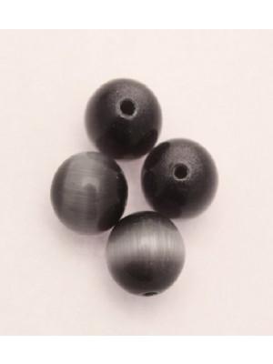 Palla, 12 mm., Grigio scuro occhio di gatto