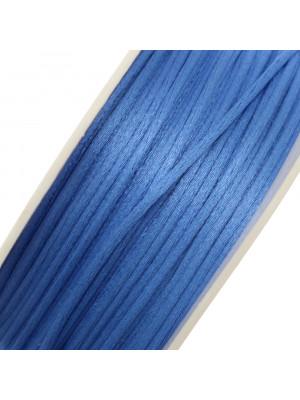 Coda di Topo, spessore 1 mm., colore Azzurro Medio