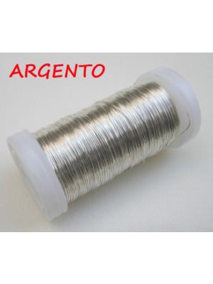 Filo di Rame metallizato, spessore 0,35 mm., Disponibile in confezioni da 1hg
