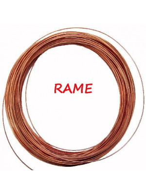 Filo di Rame, spessore 1,8mm., Disponibile in vari colori