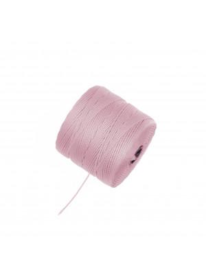 Super-Lon Bead Cord, spessore 0,6 mm., colore GLICINE
