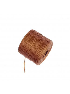 Super-Lon Bead Cord, spessore 0,6 mm., colore COPPER