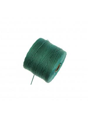 Super-Lon Bead Cord, spessore 0,6 mm., colore OTTANIO
