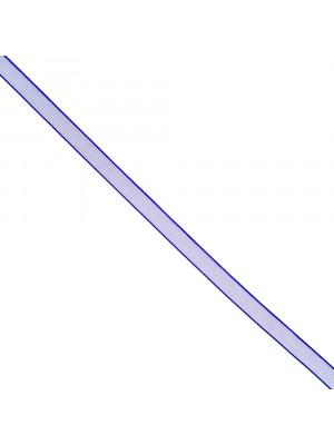 Organza, alta 6 mm., colore Zaffiro Scuro
