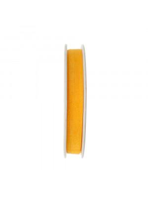 Organza, alta 10 mm., colore Giallo Scuro