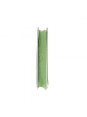 Organza, alta 10 mm., colore Verde Chiaro