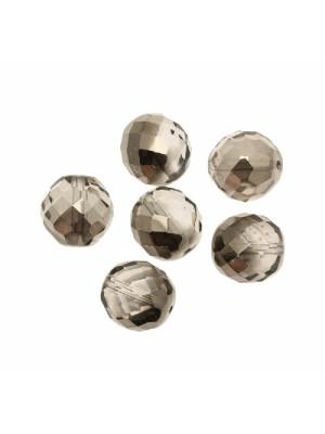 Mezzo cristallo colore Grigio metallizzato scuro