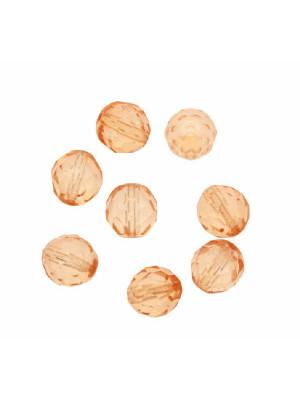 Mezzo cristallo colore Arancione chiarissimo