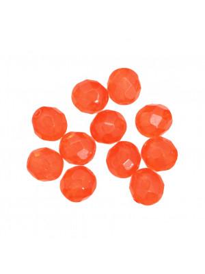 Mezzo cristallo colore Arancione