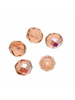Mezzo cristallo colore Salmone AB
