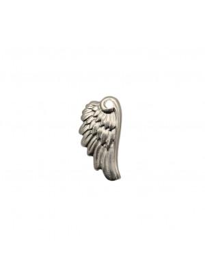 Ciondolo a forma di ali (lato sinistro) in Argento 925