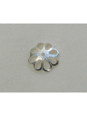 Coppetta filigranata 11 mm. in Argento 925