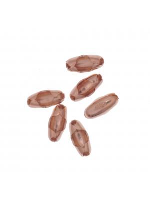 Fermino per catena a palline da 1,5 mm. in Argento Rosato 925