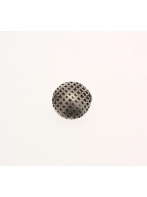 Distanziatore tondo martellato 13 mm