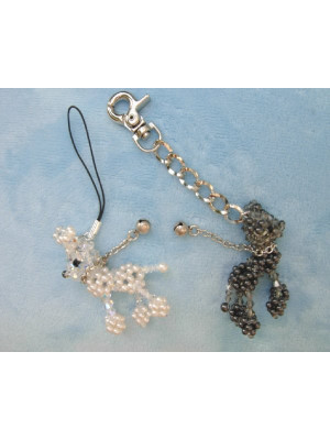 Kit Barboncino con perle - Fantasy bijoux n°1 (VERSIONE ECONOMICA)