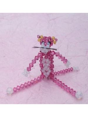 Kit Pantera rosa - Fantasy bijoux n°4