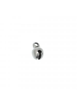 Ciondolo a forma di camapanella, misura 5 mm.