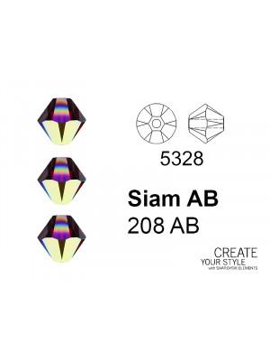 Swarovski Bicono SIAM AB - 5328
