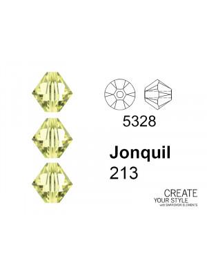 Swarovski Bicono JONQUIL - 5328
