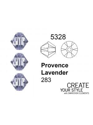Swarovski Bicono PROVENCE LAVENDER - 5328