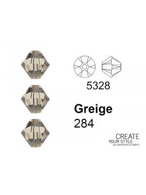 Swarovski Bicono GREIGE - 5328