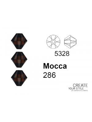 Swarovski Bicono MOCCA - 5328