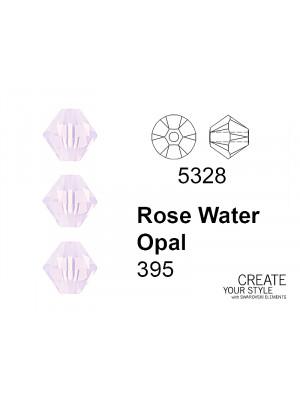 Swarovski Bicono ROSE WATER OPAL - 5328