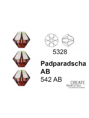 Swarovski Bicono PADPARADSCHA - 5328
