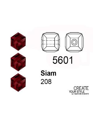 Swarovski Cubo SIAM - 5601