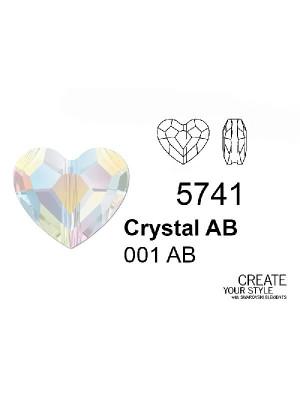 Swarovski Cuore CRYSTAL AB - 5741
