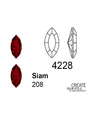Swarovski Gemma a Navetta SIAM - 4228