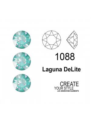 Swarovski Gemma Tonda Conica LAGUNA DELITE - 1088