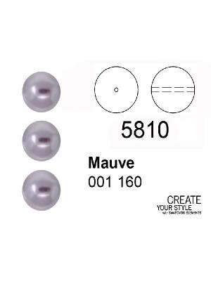 Swarovski Perla MAUVE - 5810